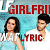 Tu Hi Hai Songs Lyrics | Shraddha Kapoor, Arjun Kapoor | Half Girlfriend