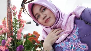 jilbab kondangan simple