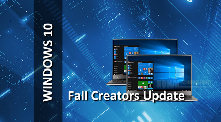 Here's how to install Windows 10 Fall Creators Update