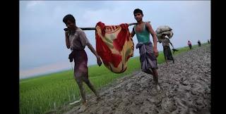 Kejam! Pemerintah Myanmar Tutup Semua Bantuan dari Organisasi PBB untuk Rohingya