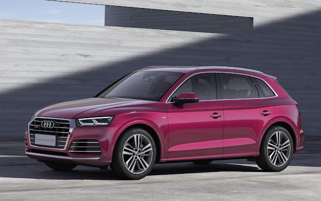 Novo Audi Q5 L 2019