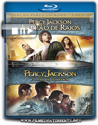 Duologia Percy Jackson Torrent