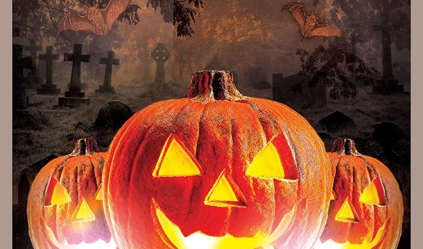 Halloween (olvasási) maraton