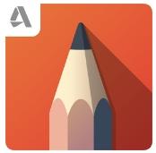 Download Autodesk SketchBook Pro Apk Terbaru Full akozo