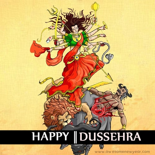 Dussehra / Vijayadashmi Celebrations in India