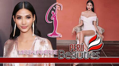Hoang Thi Thuy es Miss Universe Vietnam 2019