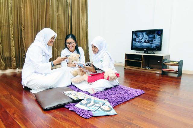 SMA Dwiwarna Boarding School di Bogor