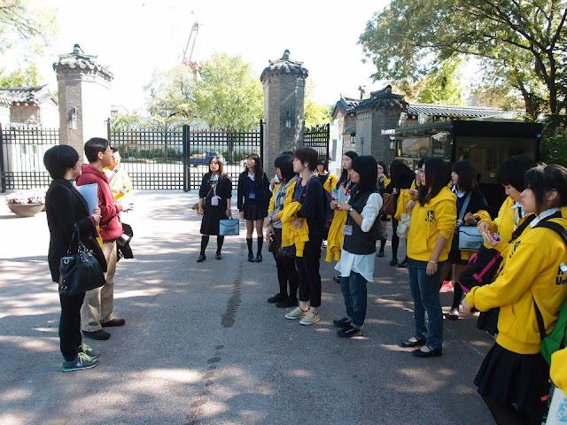 Sinh viên học tập tại Hàn Quốc