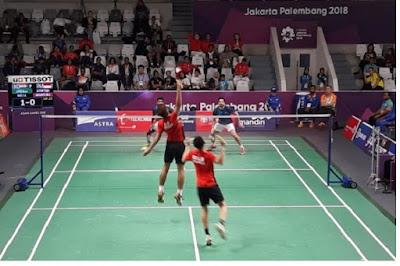 Bulutangkis (badminton) - pustakapengetahuan.com