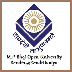 Bhoj University Results
