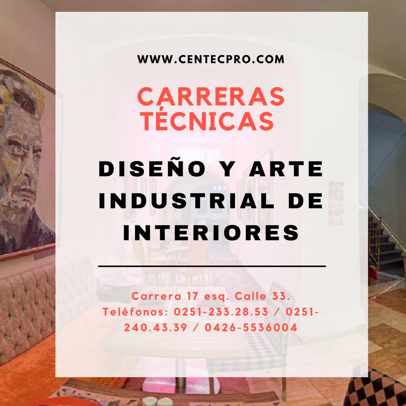 Carrerastecnicas dise o y arte industrial de interiores for Tecnicas de diseno de interiores