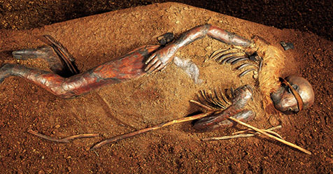 Bog Bodies Mystery of Human Corpse Found in Peatlands