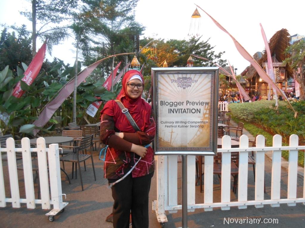 Festival Kuliner Serpong 2014 di summarecon Mall Serpong