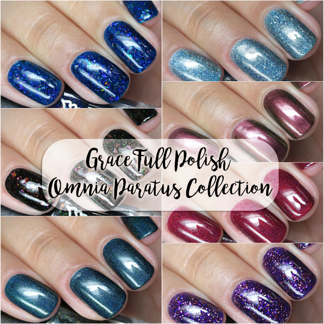 Grace-Full Polish - Gilmore Girls 'In Omnia Paratus' Collection