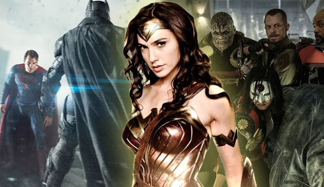 Wonder Woman Is About to Beat Suicide Squad at the Box Office