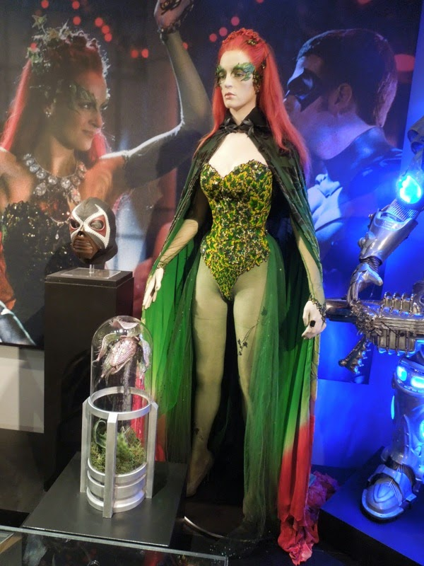 Uma Thurman Poison Ivy Batman Robin movie costume