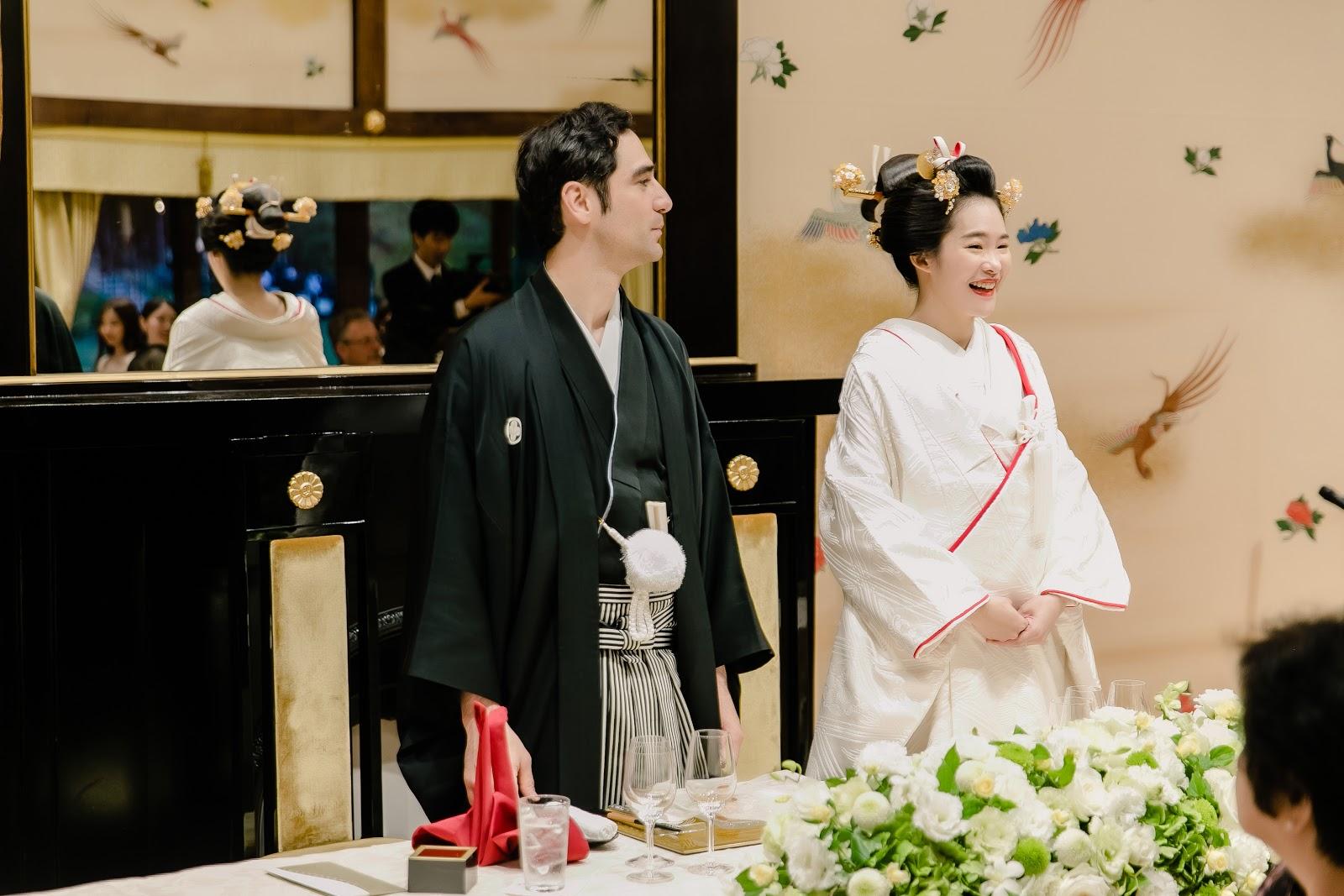 |婚禮攝影|Kenji&Evelyn II 東京明治神宮晚宴