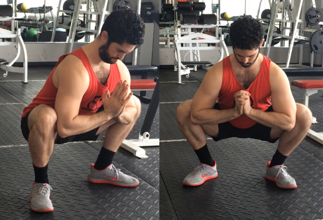 Turn Your Feet OUT For a Bigger Squat Barbell Rehab