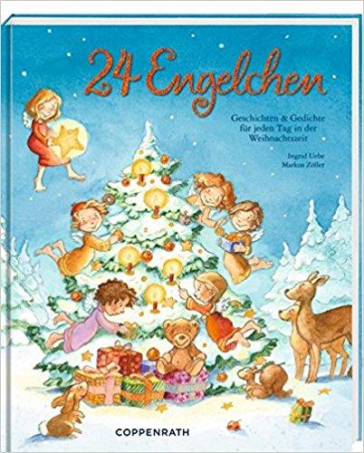Kinderbuchkiste 24 Engelchen Geschichten Gedichte Fur Jeden