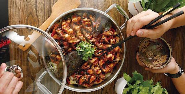 Simmer Huang - Three Sauce Simmer Pot New Restaurant To Open In Malaysia
