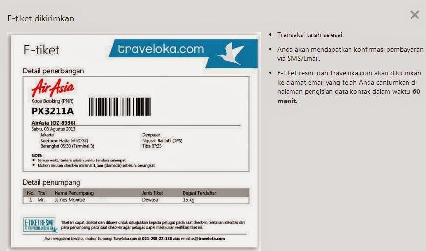 How To Order Cheap Tickets In Traveloka Com Gotravelad