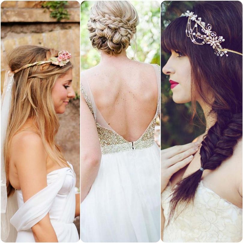 ślub, wianek, kwiaty, welon, ślubne fryzury, warkocz, kłos, panna młoda, wedding, hairstyle,