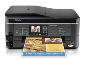 Epson WorkForce 630 Pilote d'imprimante gratuit