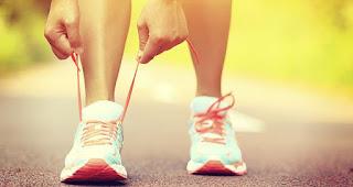 marche a pied rapide
