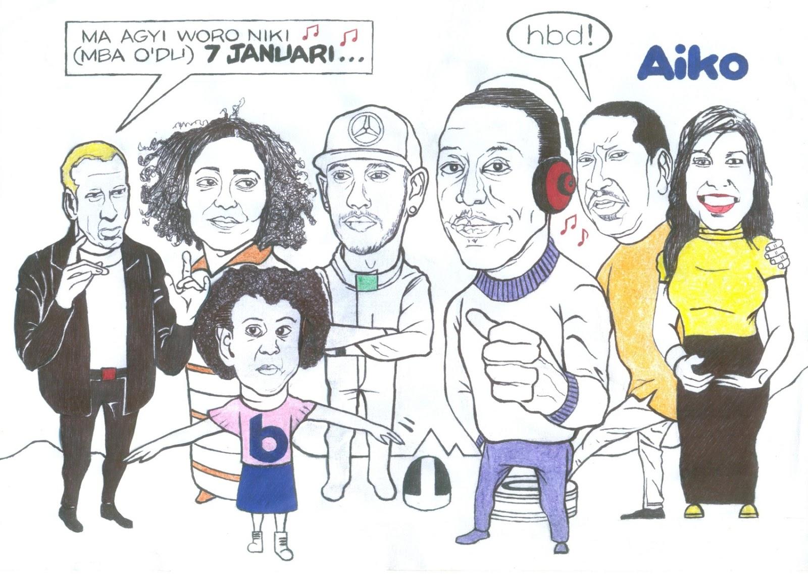 Aruacartoons Cartoongineering Razor Fence Wire And Electric Installation Kampala O Olxco