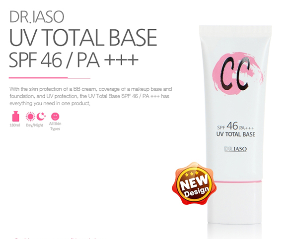 IASO Sua chong nang IASO UV Shield Sun Sreen Milk Lotion SPF42 PA