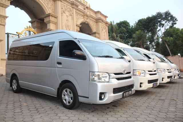 Sewa Mobil Hiace dan Elf Semarang 2019