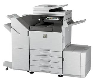 Sharp MX-3050N Printer Drivers Download