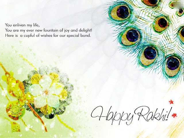 Happy Rakhi Cards Wallpapers
