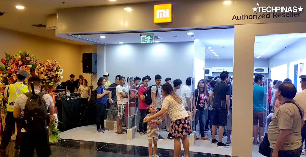 Xiaomi Philippines Store Opening At Trinoma Ayala Mall In