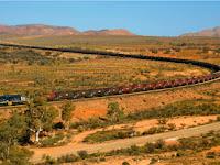 Kereta Api Terpanjang Di Dunia, Ada di 4 Negara ini?