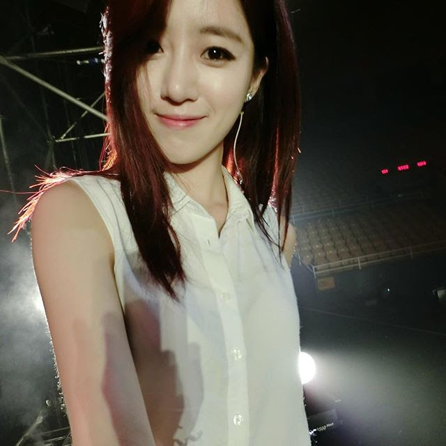 Check Out The Pretty Selfies Of T-ara's EunJung
