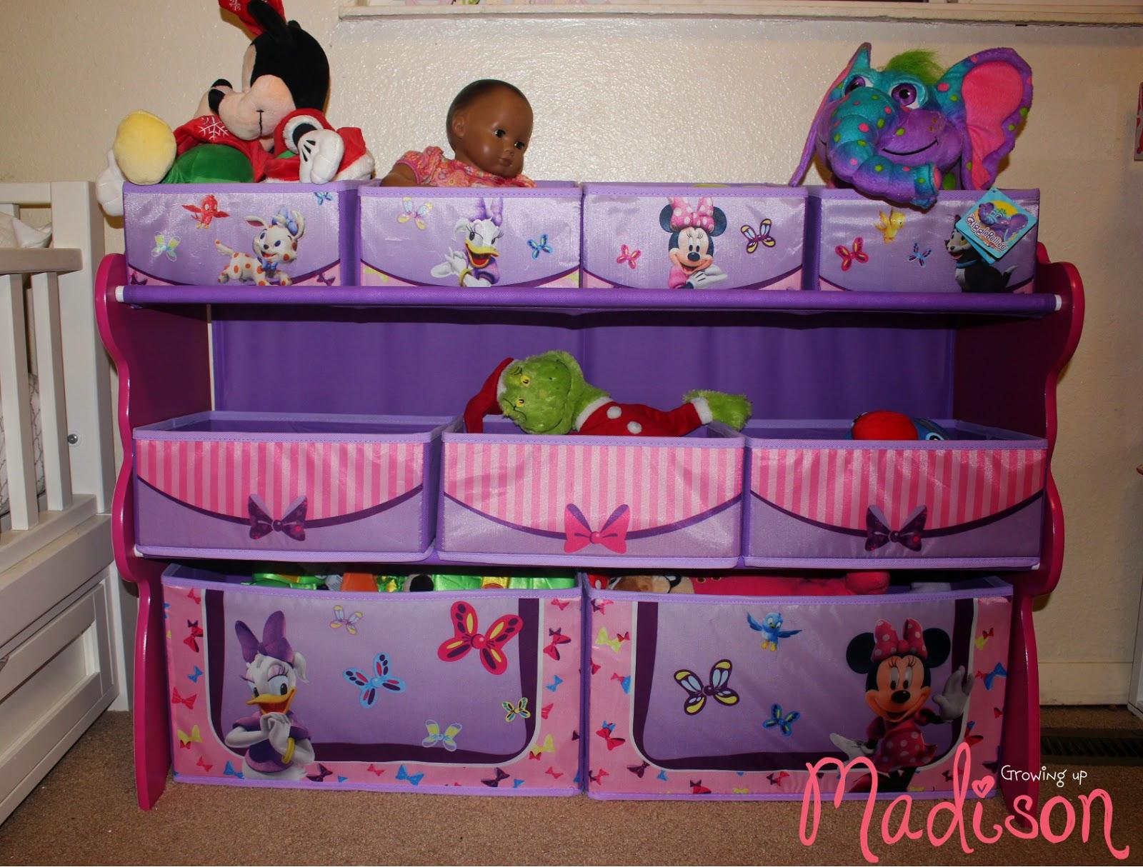 Delta Deluxe Multi Bin Toy Organizer Annmarie John
