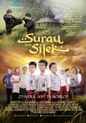 Surau dan Silek Poster