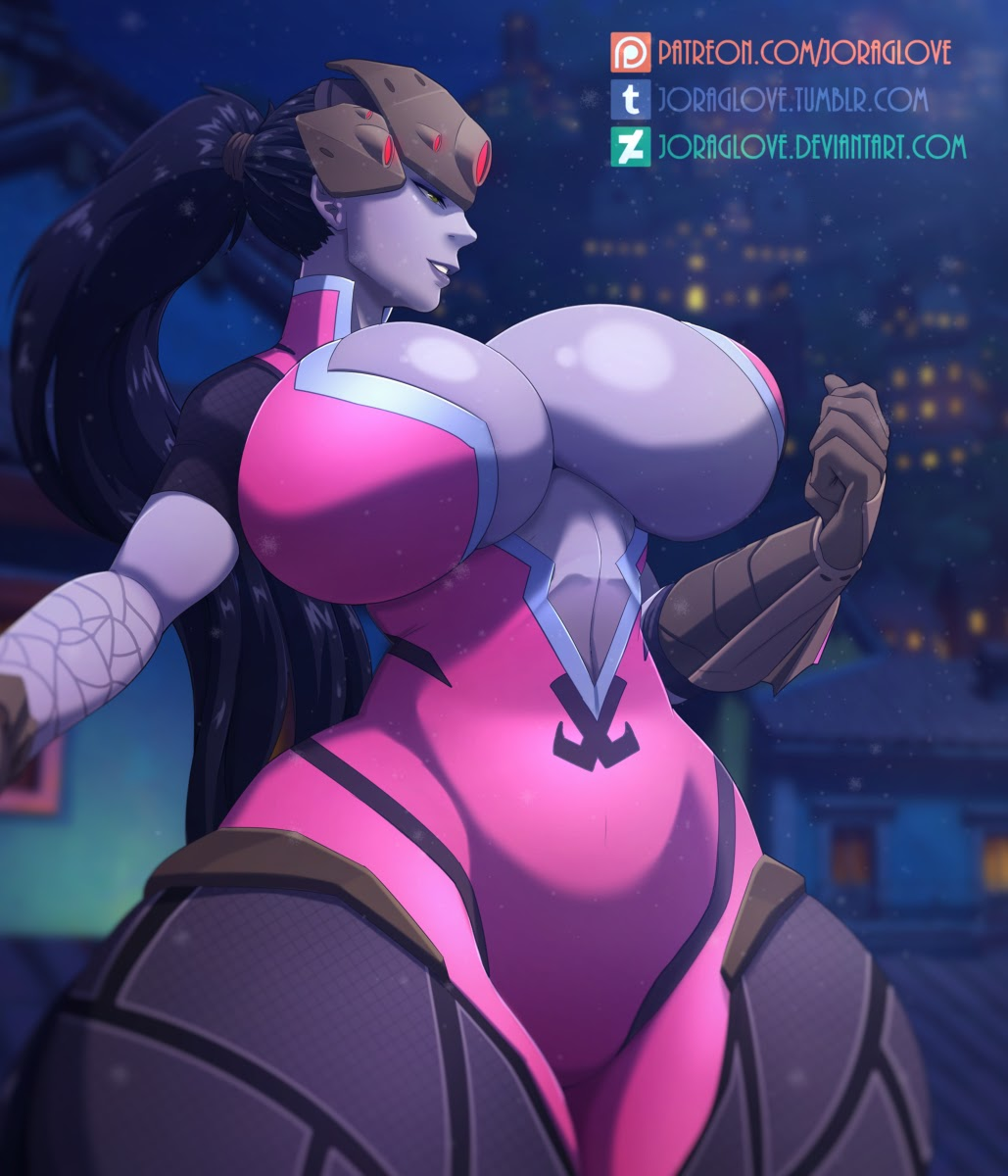 ecchi widowmaker gallery