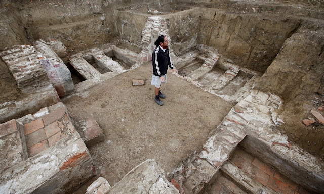 Roman 'curse tablets' discovered in Viminacium, Serbia