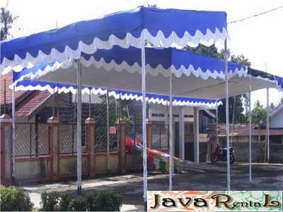 Penyewaan Tenda Plafon - Pernikahan