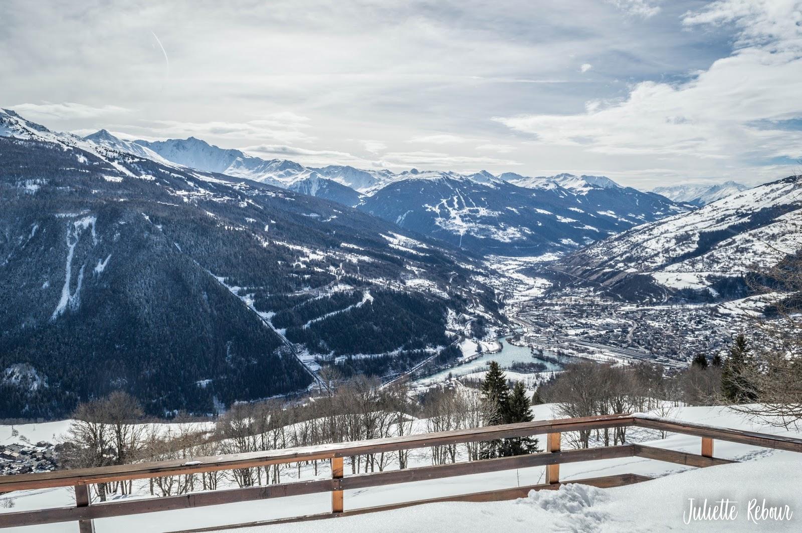 Vallée des Arcs-Bourg Saint Maurice