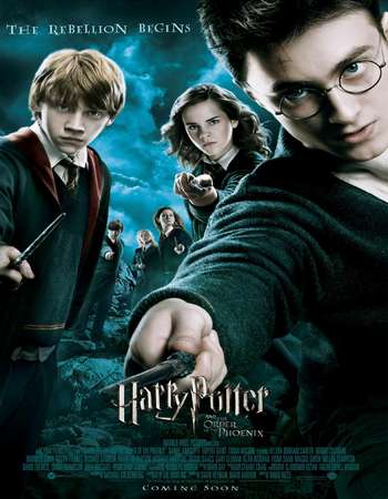 Harry Potter All Movies Collection (2001-2011) 720p Dual Audio Bluray [Hindi-English]