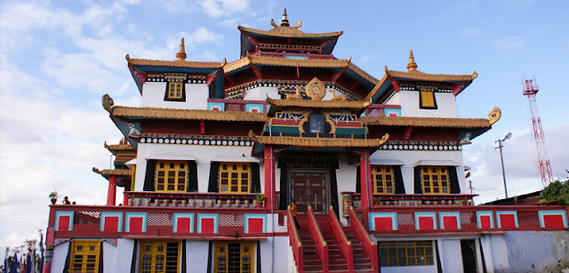 Rumtek monastery wallpapers and pictures