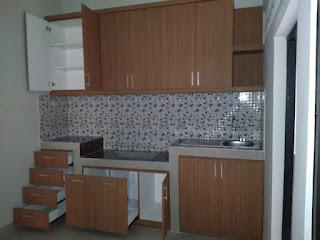Kitchen set Bambu Apus