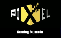 pixel bar gaming maratón logo