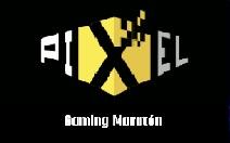 pixel bar gaming maratón logo