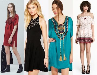 Boho: la nueva tendencia bohemia y colorida