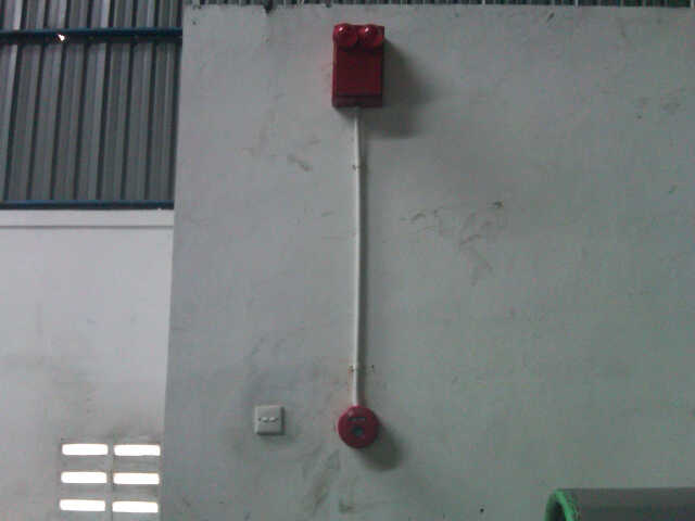 Jasa Instalasi Fire Alarm System untuk Manual Push Button
