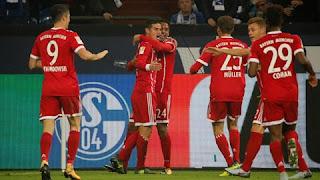 مشاهدة مباراة بايرن ميونخ وفولفسبورج بث مباشر الجمعة 22-9-2017 دوري البوندسليجا